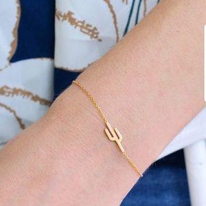 Cactus Chain Bracelet 1pc